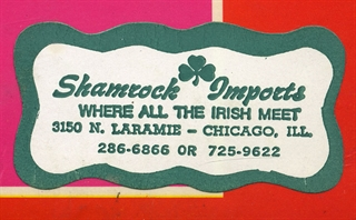 Maureen O'Looney Collection - Shamrock Imports Label