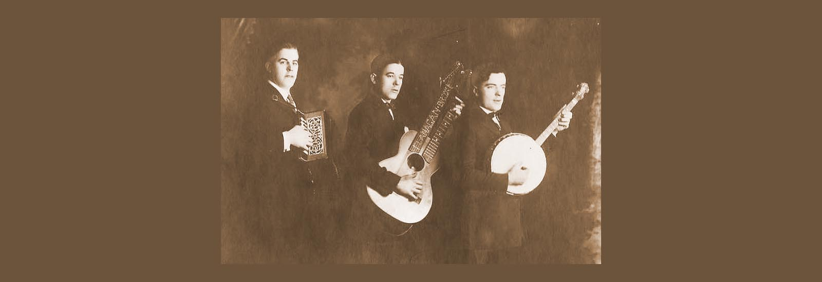 The Magnificent Flanagan Brothers - Ward Irish Music Archives