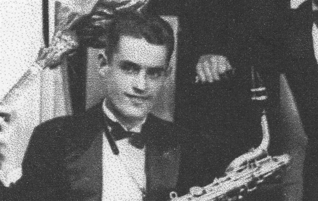 Jack Healy: Irish Tenor and Saxophonist