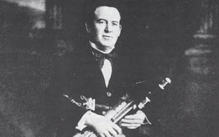 Patrick Fitzpatrick: Uilleann Piper on Edison Diamond Disc Recording