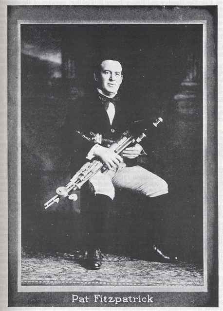 Patrick Fitzpatrick - Uilleann Pipes