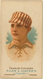 Charles Comiskey - Casey at Bat: The Irish in Baseball Exhibit