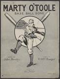 Sheet Music: Marty O'Toole