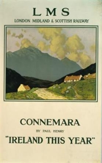 Connemara Poster - Come Back To Erin Exhibit