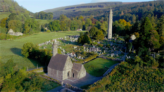 Glendalough - Isle of Saints Exhibit