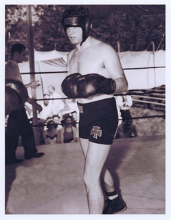 James Braddock - The Fighting Irish Exhibit