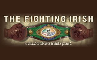 The Fighting Irish Exhibit