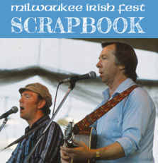 Irish Fest Scrapbook Digital Collection
