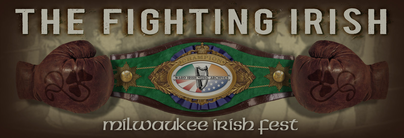 The Fighting Irish Boxing Exhibit