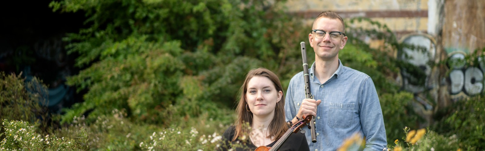 International Uilleann Piping Day 2020 Online Concert Will Woodson and Caitlin Finley